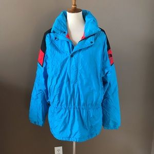 Vintage North Face Extreme Gore-Tex Jacket Blue